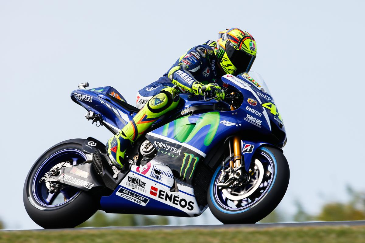 "Rossi: ""We have to get the best result in each session"" 