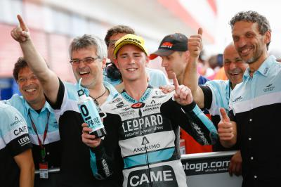 So wird Danny Kent in Sepang Moto3™ Weltmeister