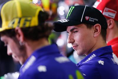 Rossi: Is Marquez Lorenzo's new best mate?
