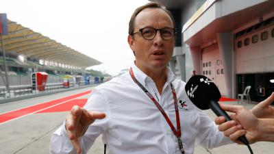 Javier Alonso doesn't expect haze to affect #MalaysianGP