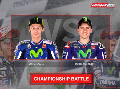 Are you team #ForzaVale or team #VamosJorge?