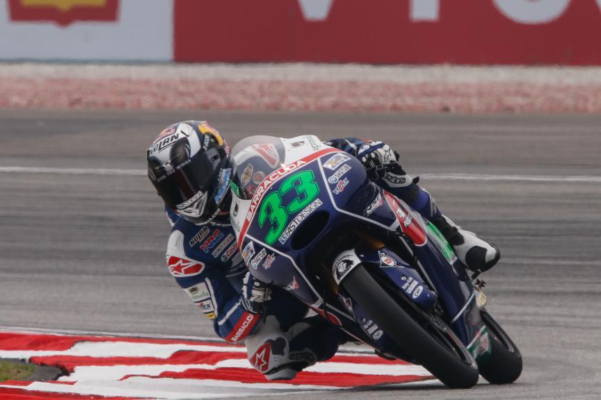 Moto3 Action Malaysian Moto3 Action
