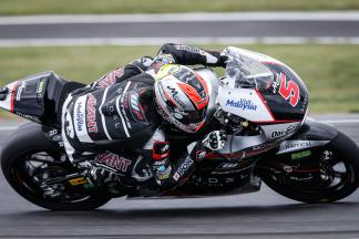 "Zarco: ""We tried different setups and several tyres"""