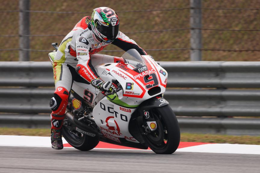 Danilo Petrucci, Octo Pramac Racing, Malaysian GP FP2