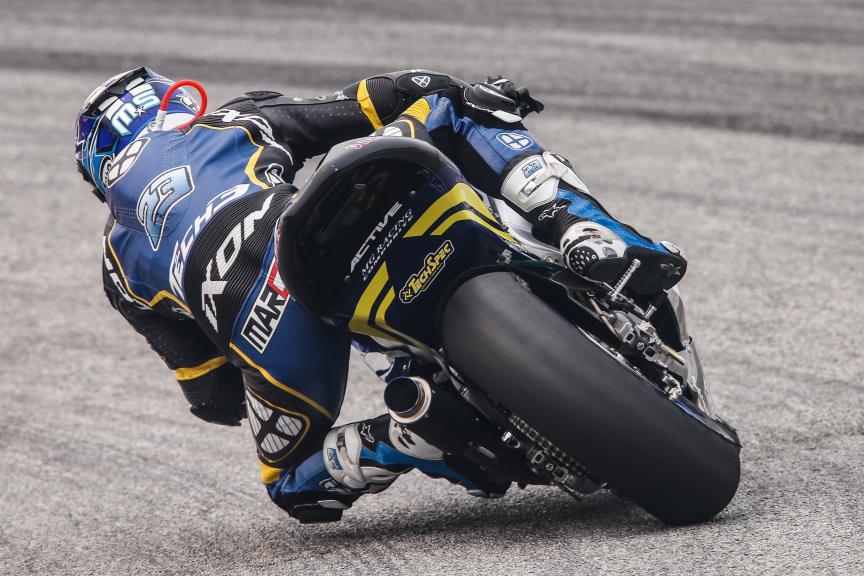 Marcel Schrotter, Tech 3, Malaysian GP FP2