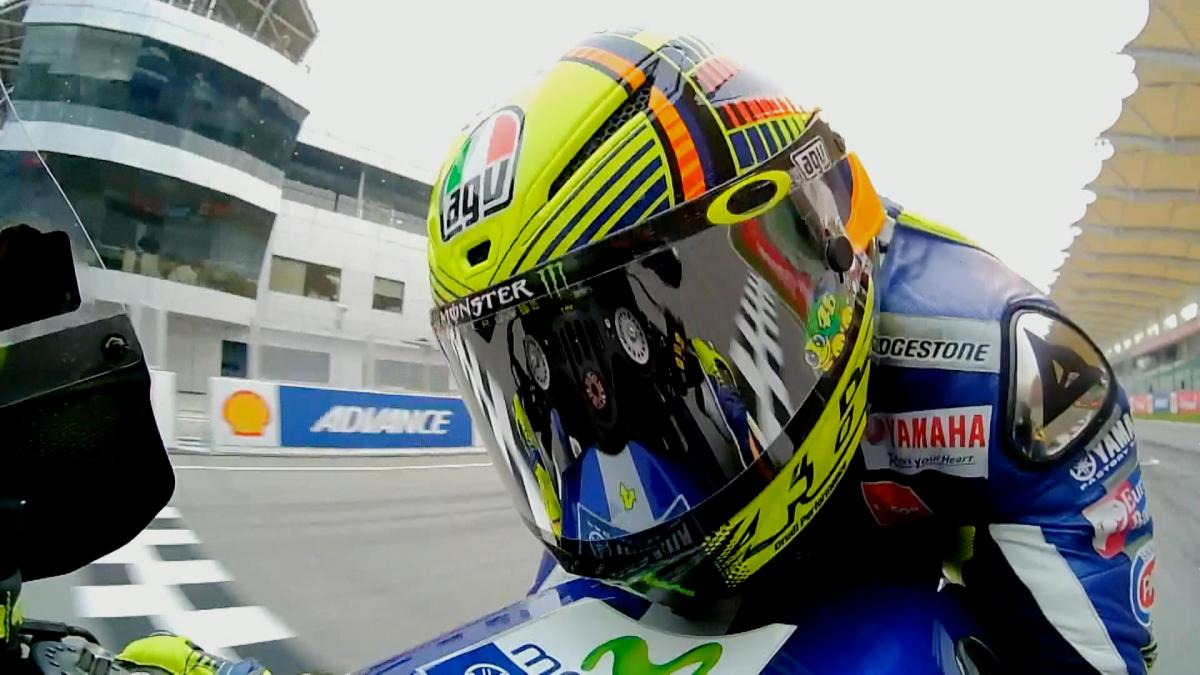 Cockpit Camera OnBoard with Rossi & Lorenzo | MotoGP™