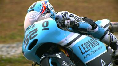 Kent ends Friday on top in Moto3™