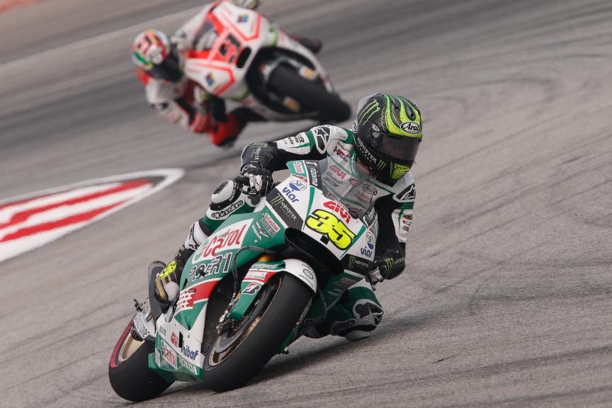 Cal Crutchlow, LCR Honda Malaysian GP FP2