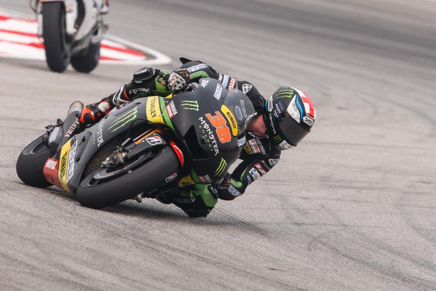 Bradley Smith, Monster Yamaha Tech 3, Malaysian GP FP2