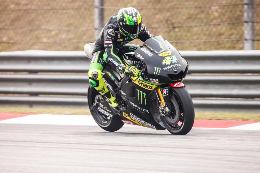 Pol Espargaro, Monster Yamaha Tech 3, Malaysian GP FP2