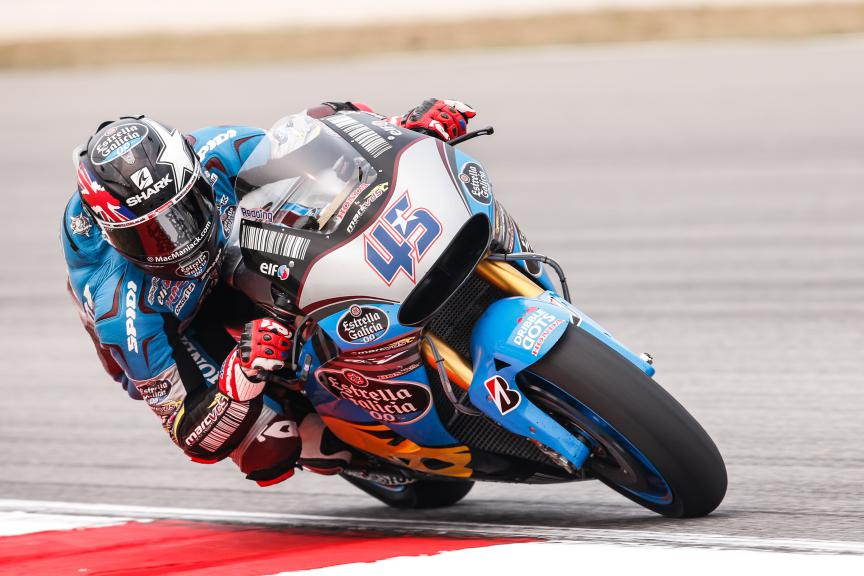 Scott Redding, EG 0,0, Marc VDS, Malaysian GP FP2