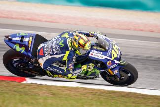 "Rossi: ""We didn't finish our work"""
