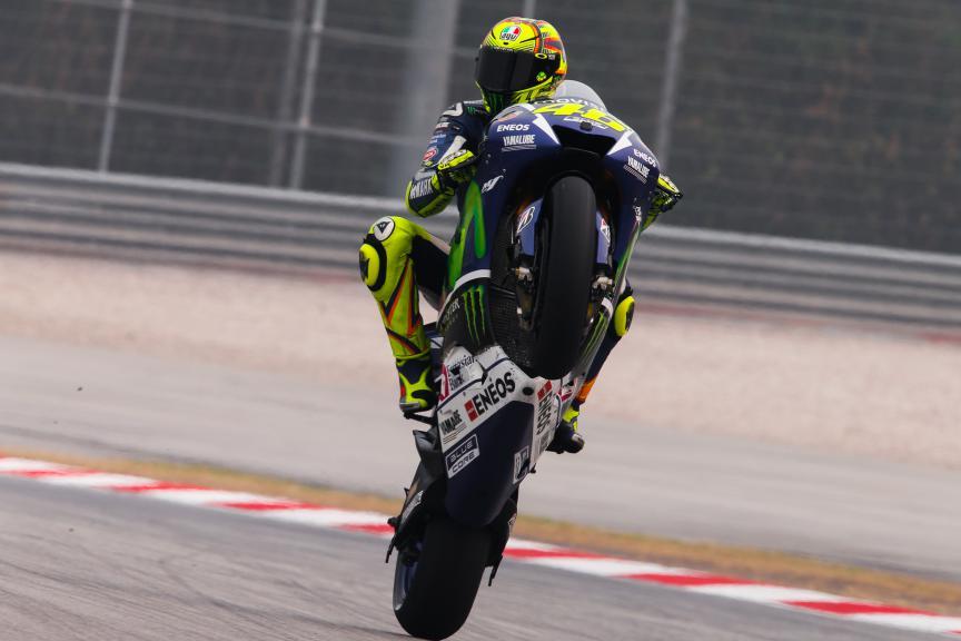 Valentino Rossi, Movistar Yamaha MotoGP, Malaysian GP FP2
