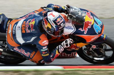 "Oliveira: ""We changed a lot on the bike"""