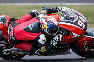 Folger quickest out of the blocks in Moto2™ FP1