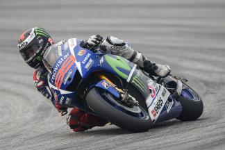 Lorenzo : « Nous pouvons encore améliorer la moto »