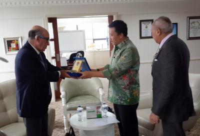 インドネシア、2017年の開催を目指す