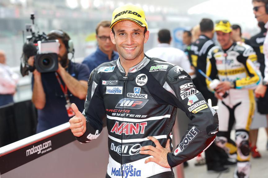 Johann Zarco, Ajo Motorsport, Malaysian GP QP