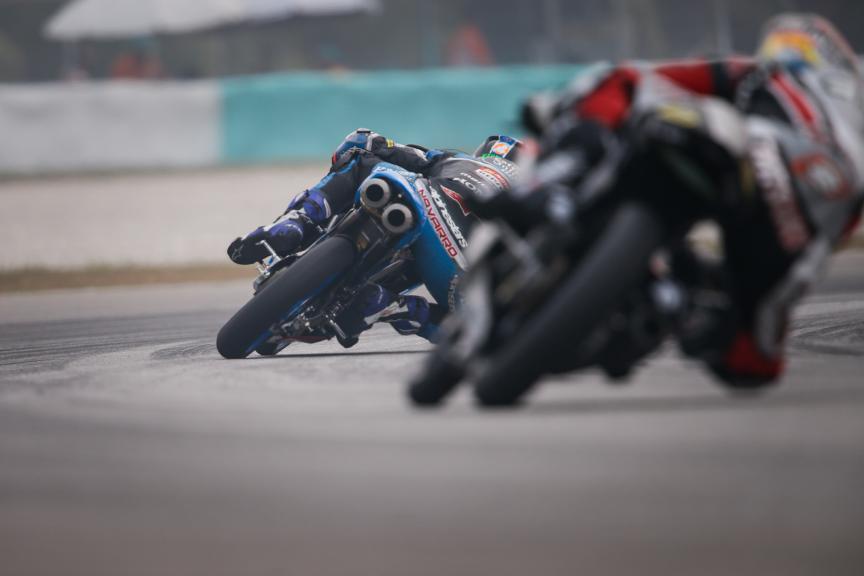 Moto3 Action, Malaysian GP