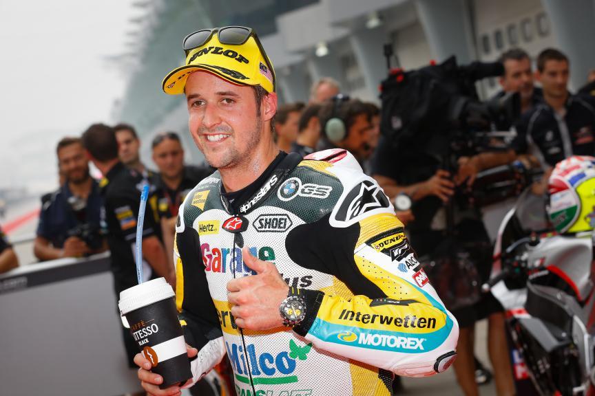 Thomas Luthi, Derendinger Racing Interwetten, Malaysian GP QP