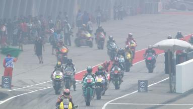 Moto2™クラス‐フリー走行3