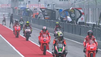 #MalaysianGP: Moto3™ Qualifying Practice