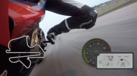 Experience a lap of the Sepang International Circuit with motogp.com's Dylan Gray.