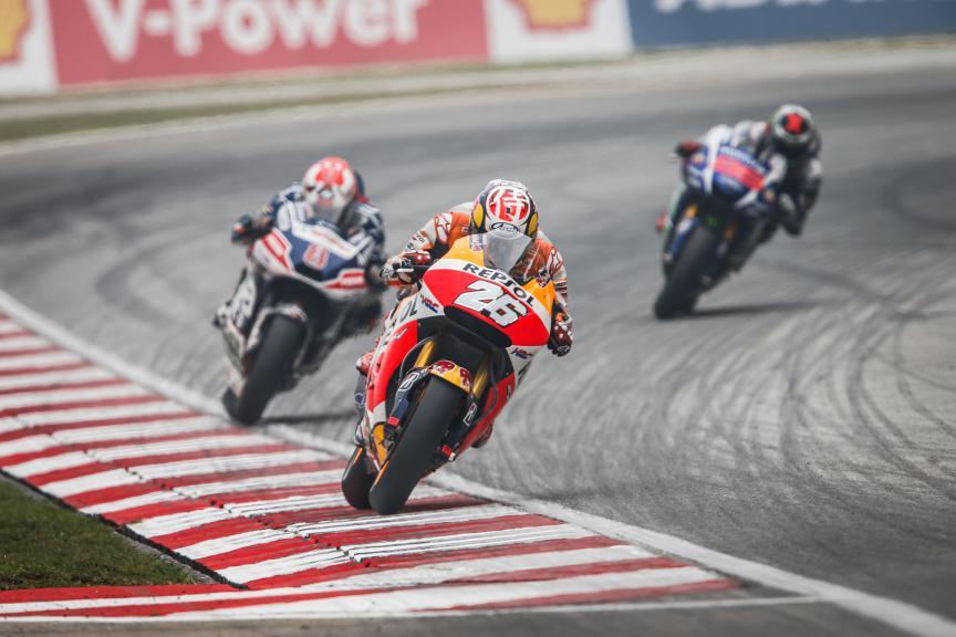 MotoGP Action Malaysian GP