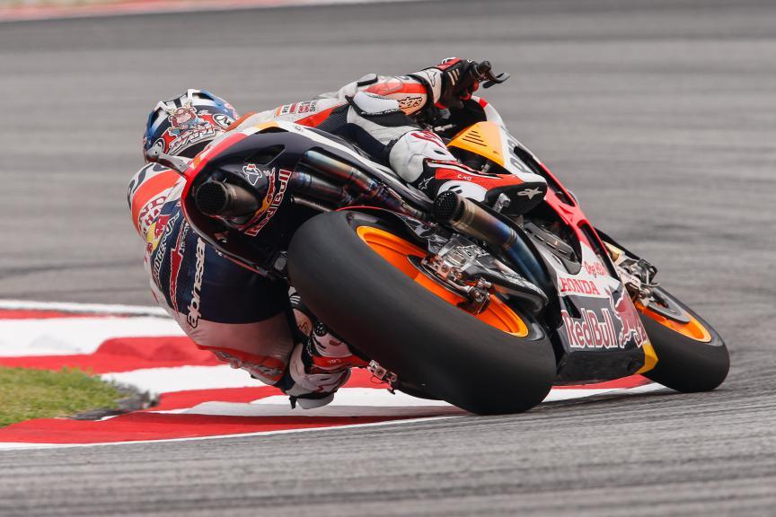 Dani Pedrosa, Repsol Honda Team, Malaysian GP QP