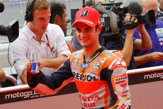 "Pedrosa: ""The tyres are suffering at this track"""