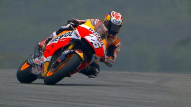 Untouchable Pedrosa puts it on pole