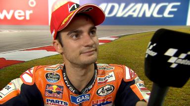 Pedrosa: 'The race pace is there'
