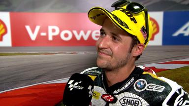 Luthi: 'I'm looking forward to the race'