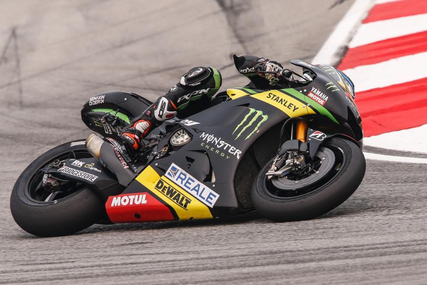 Bradley Smith, Monster Yamaha Tech 3, Malaysian GP Q1