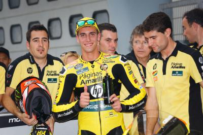 "Rins: ""This track is very complicated"""