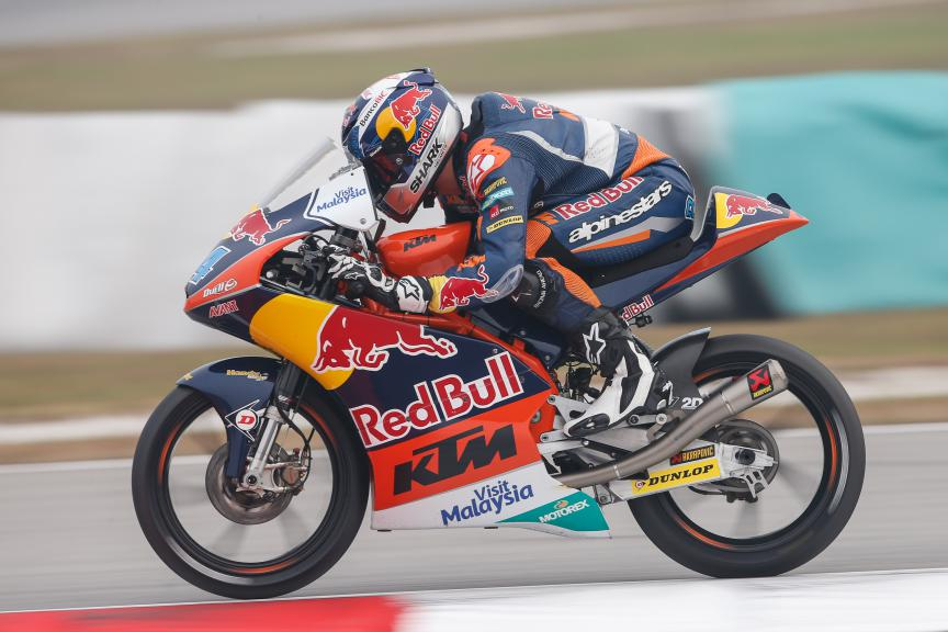 Miguel Oliveira, Red Bull KTM Ajo, Malaysian GP QP