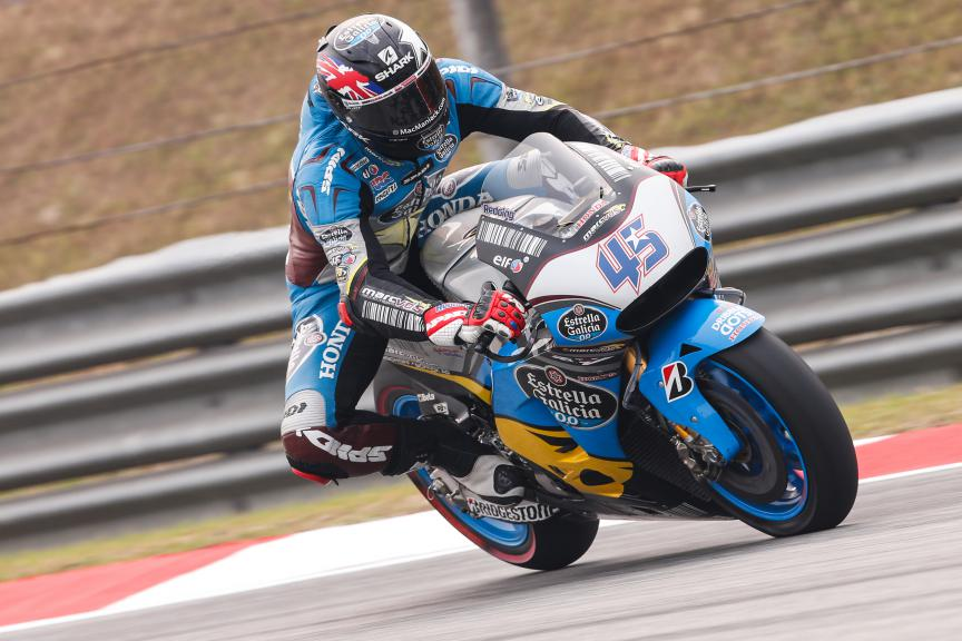 Scott Redding, EG 0,0, Marc VDS, Malaysian GP Q1