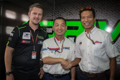 Drive M7 SIC Racing confirm Honda switch in 2016