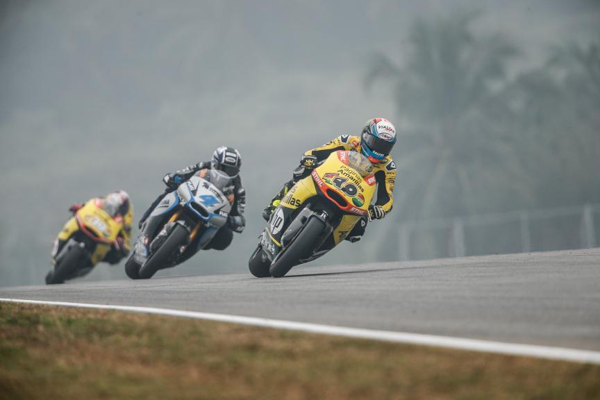 Moto2 Action, Malaysian GP QP