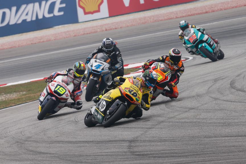 Moto2 Action, Malaysian GP
