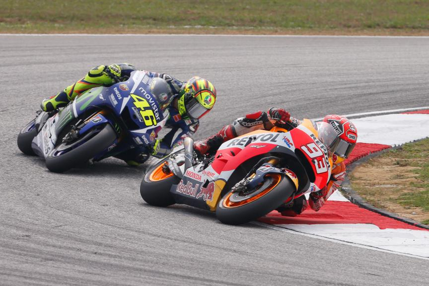 MotoGP Action Malaysian GP Race