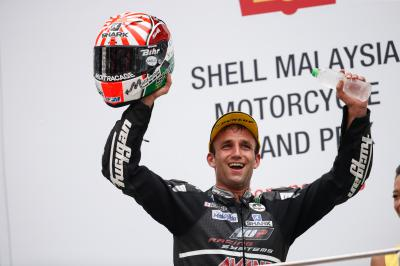 """Zarco: """"This latest win is fantastic:"""