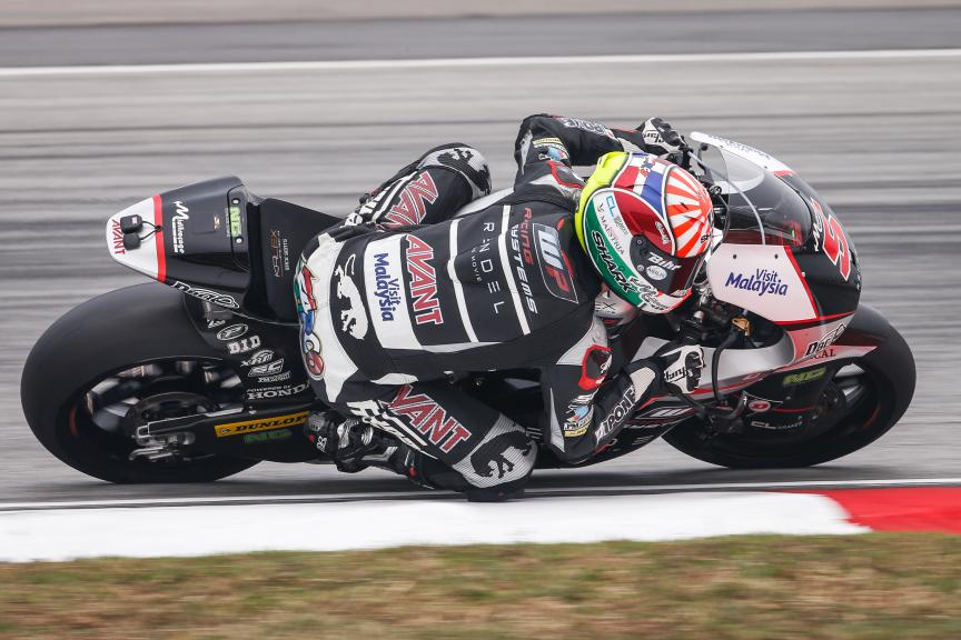 Johann Zarco, Ajo Motorsport, Malaysian GP Race