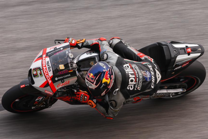 Stefan Bradl, Aprilia Racing Team Gresini, Malaysian GP RACE