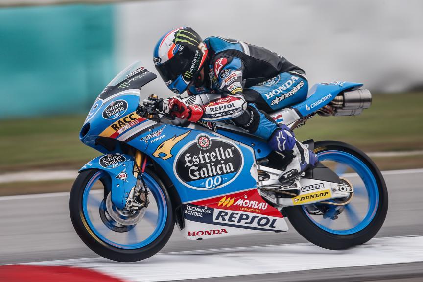 Jorge Navarro, Estrella Galicia 0,0, Malaysian GP Race