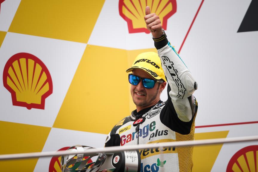 Thomas Luthi, Derendinger Racing Interwetten, Malaysian GP Race