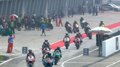 #Malaysian GP: Warm Up classe Moto2™