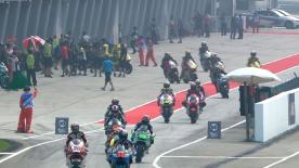 The full Warm Up session for the Moto2™ World Championship at the Malaysian GP.