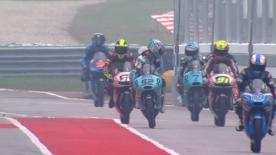 The full Warm Up session for the Moto3™ World Championship at the Malaysian GP.