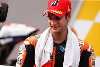 "Pedrosa: ""You need to take a big breath down the straights"""